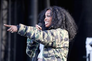 SZA's Bubblegum Pink Hair Has Cardi B Feeling Jealous