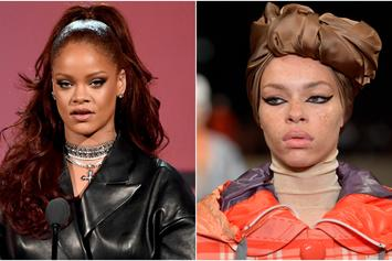 Rihanna's Savage X Fenty Model Carissa Pinkston Lied About Being Transgender