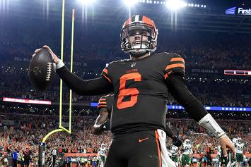 Browns Coach Describes Exact Moment Baker Mayfield Won Over His O-Line