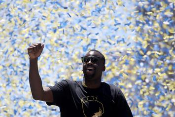 Draymond Green Signs $118 Million Max Extension With Golden State Warriors