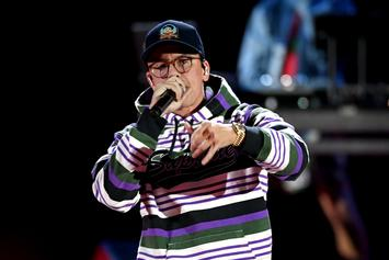 Logic Shouts Out ScHoolboy Q For Performance After Anxious Episode