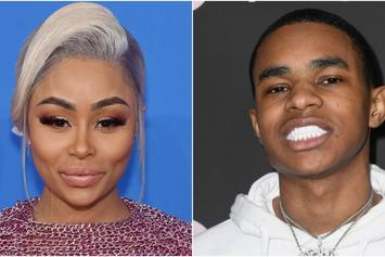 Blac Chyna & YBN Almighty Jay Are Not Together Despite Weekend Meet Up