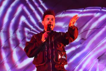 """The Weeknd Is In Full """"Album Mode"""" After Splitting With Bella Hadid"""