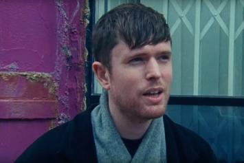"""James Blake's """"Can't Believe The Way We Flow"""" Video Shows The Minutiae Of Love"""