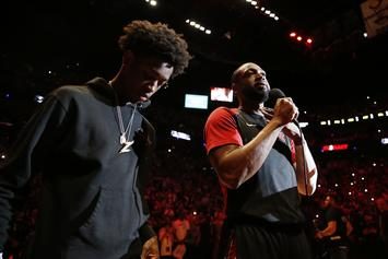 Bronny James Jr & Zaire Wade Show Off Father-Like Dunking Ability: Watch