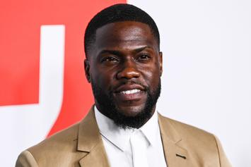 Kevin Hart Uploads Ultra-Sus Throwback Photo In His Underwear