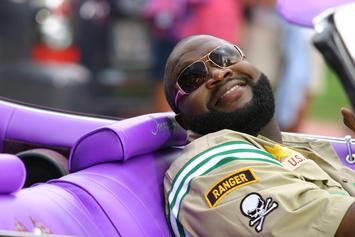 Rick Ross Explains Why He Called Off Lil Wayne & Pusha T's Collab