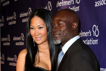 Djimon Hounsou Files For Custody Over Son With Kimora Lee Simmons, Threatens To Take Him To Africa: Report