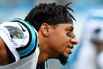 "Eric Reid Says He's Had 3 ""Random"" Drug Tests This Year"