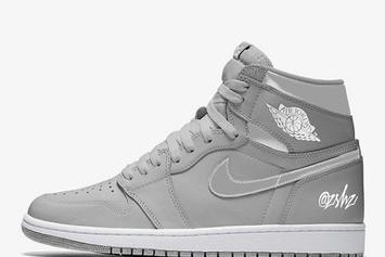 "Air Jordan 1 High OG ""Neutral Grey"" To Debut Next Year"