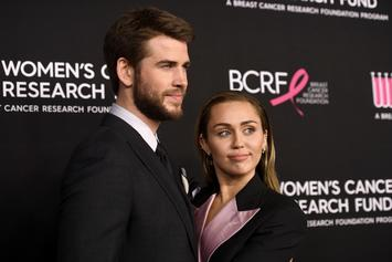 Liam Hemsworth Shares How He Feels About Split From Miley Cyrus