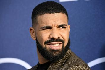 "Drake Gets Dragged For ""Egotistical"" Tattoo Of The Beatles"