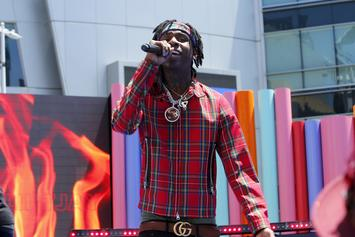Polo G Shares Photo From Emergency Room After Near-Death Experience