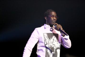 Young Thug No Longer Needs To Pay $365K Bill From Atlanta Jewelry Store: Report