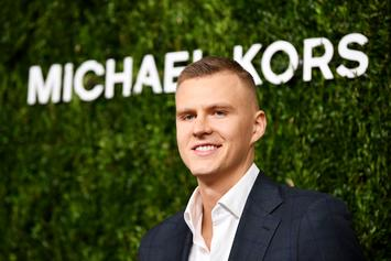 Kristaps Porzingis Shows Off Ripped Body In New IG Workout Post