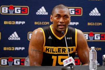"Metta World Peace Claims He Was Denied Tryout By Team USA Over ""Reputation"""