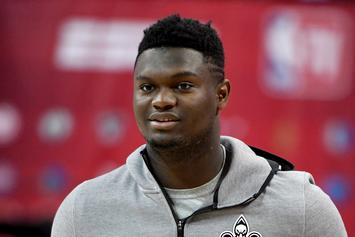 Nike Allegedly Contemplated Paying Zion Williamson $35K To Join Duke