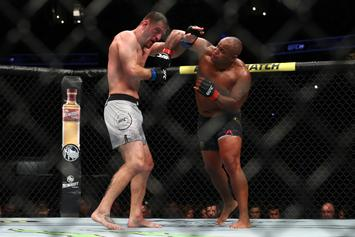 Stipe Miocic KO's Daniel Cormier To Reclaim Heavyweight Gold At UFC 241