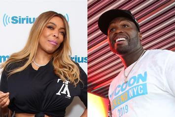 """50 Cent Savagely Kicks Wendy Williams Out Of Tycoon Party: """"B*tch Wait Outside"""""""