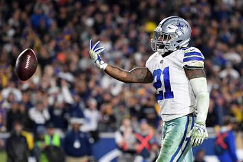 "Ezekiel Elliott's Agent Responds To Jerry Jones' ""Zeke Who?"" Remark"