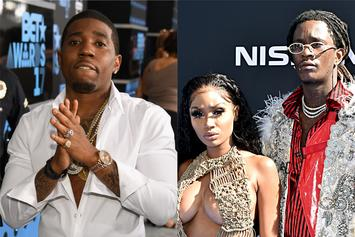 """Young Thug's Girlfriend Airs Out YFN Lucci: """"Clout-Chasing Weak Ass N***a"""""""