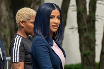 """Cardi B Refers To Herself As """"A Gangster"""" During Recent Deposition: Report"""