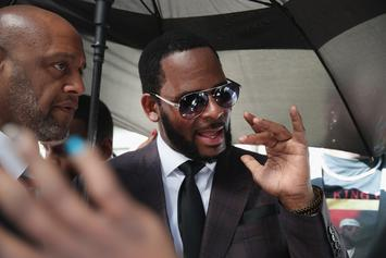 R. Kelly's Industry Friends Reportedly Donate To Hire New Defense Lawyer