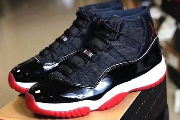 "Air Jordan 11 ""Bred"" To Return This Winter With OG Packaging: Details"