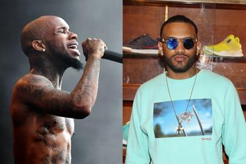 Tory Lanez & Joyner Lucas Take Competition To The Court