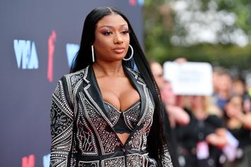2019 MTV VMAs: Megan Thee Stallion, Rick Ross, Big Sean & More Hit The Red Carpet