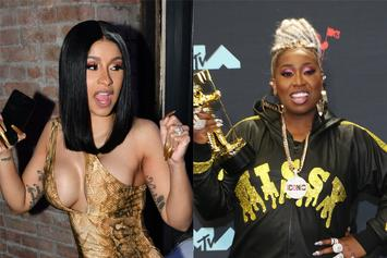 Cardi B Enrages Fans By Presenting Missy Elliott With Major VMA Last Night