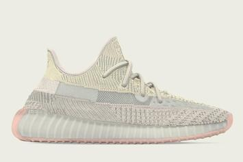"Adidas Yeezy Boost 350 V2 ""Citrin"" Announced For September: Photos"
