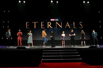 """""""Eternals"""" Will Star MCU's First Openly Gay Character"""