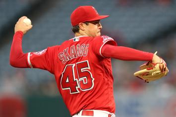 Tyler Skaggs' Autopsy Reveals Fentanyl, Oxycodone & Alcohol Were In His System