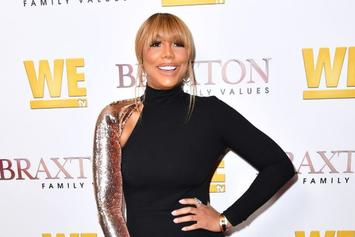 "Tamar Braxton Is Upset & In A ""Depressive State"" After Someone Offered Her Drugs"