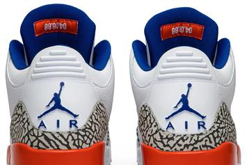 "Air Jordan 3 ""Knicks"" Drops Next Weekend: Beauty Shots Revealed"