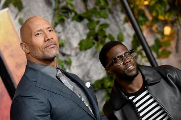 """Dwayne Johnson Steps In For Kevin Hart On """"The Kelly Clarkson Show"""""""