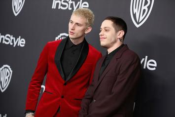 Pete Davidson & Machine Gun Kelly Are Ecstatic Over $4 Million Hulu Deal