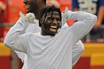 Tyreek Hill & Chiefs Agree To Three-Year Contract Extension: Details