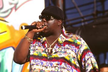 "The Notorious B.I.G. Wins In Legal Battle Over ""Party & Bullsh*t"""
