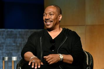 Eddie Murphy May Not Drop An  Album Soon, But He Is Returning To Stand-Up
