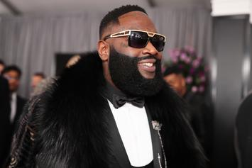 Rick Ross & His Daughter Berkeley Have Some Adorable Family Time