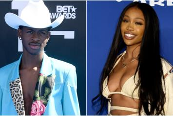 Lil Nas X & SZA's Cute Mirror Selfies Leaves Fans Begging For A Collab
