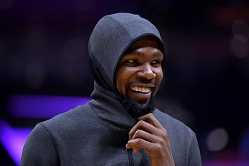 Kevin Durant Explains Why He Chose No. 7 With The Brooklyn Nets
