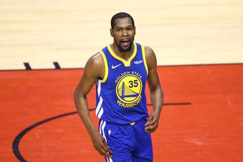 Kevin Durant Gets Defensive Over LeBron James & GOAT Comparisons