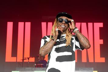Lil Wayne Splashes Cash On More Jewelry: See His New Double-Sided Ring
