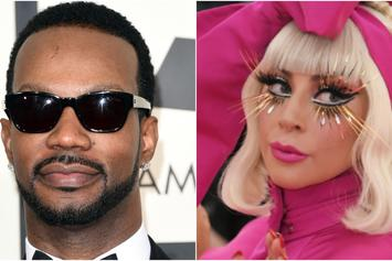 "Juicy J Sparks Collaboration With Lady Gaga: ""You're An Amazing Artist"""