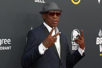 """Dennis Rodman Puts Kevin Durant On Blast For Being """"Selfish:"""" Watch"""