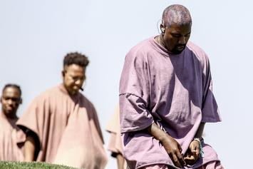 "Kanye West Started Doing Sunday Service To ""Heal Himself"""