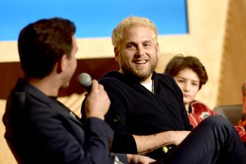 Jonah Hill Responds To Viral Picture Of Him Dropping His Coffee